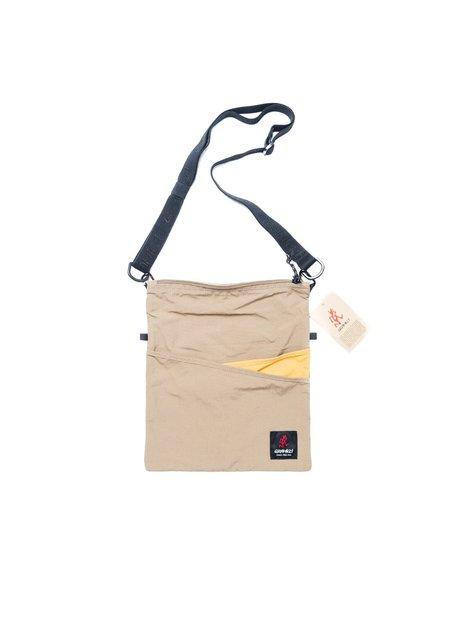 GRAMICCI TAN 2 WAY SACOSHE BAG