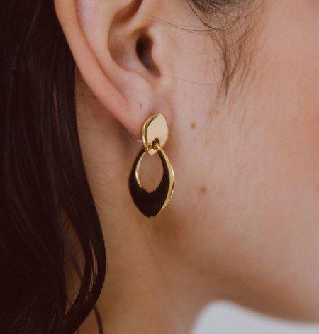 Soko Neema Earrings - Gold