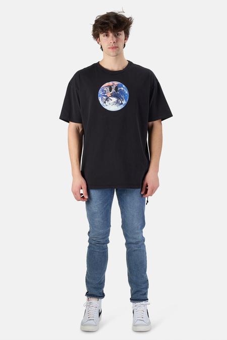 Ksubi Planet T-Shirt - True Black