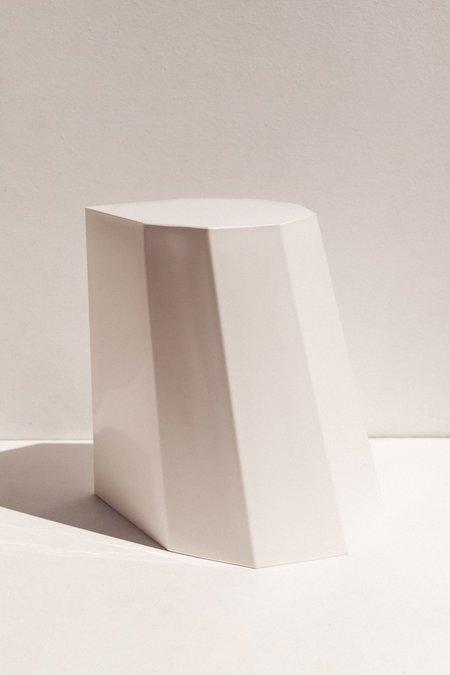 Martino Gamper Arnold Circus Stool - Cotton White