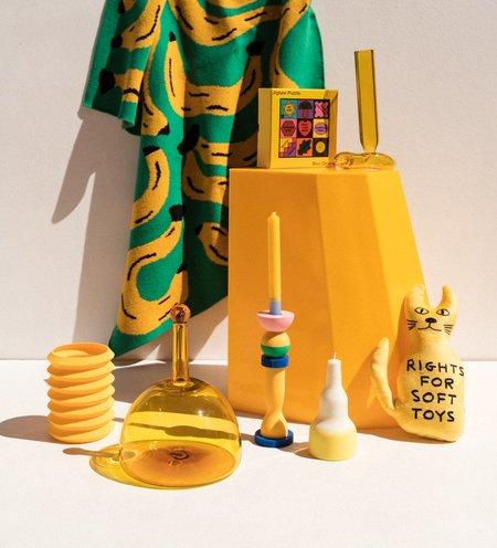 Martino Gamper Arnold Circus Stool - Yellow