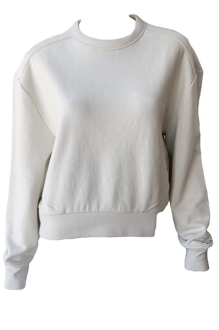 Rag & Bone City Sweatshirt - Ivory