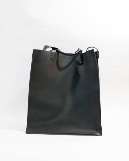 [Pre-loved] Forager Structured Leather Tote Bag