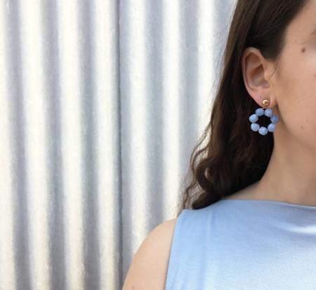 Project Bon Mercurio Earrings