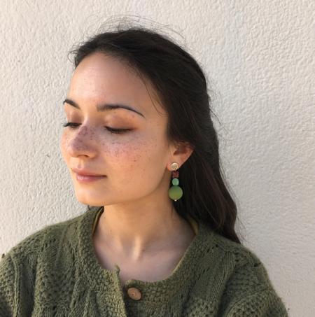 Project Bon Olivia Earrings