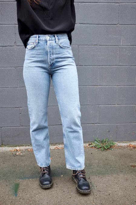 AGOLDE 90s Mid Rise Loose Fit Jean - Snapshot