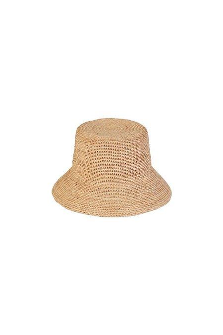 Lack of Color INCA BUCKET HAT - Natural