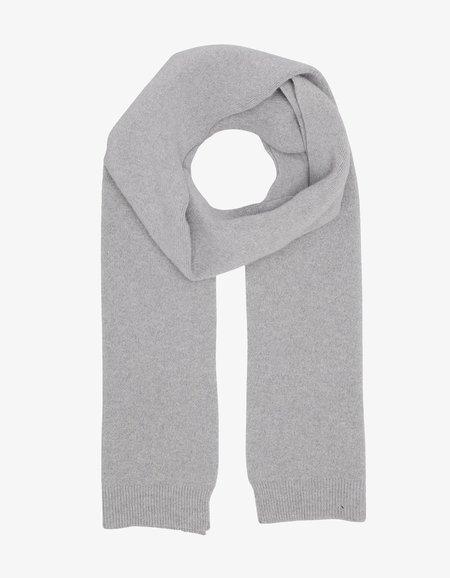 Colorful Standard Merino Wool Scarf - Heather Grey