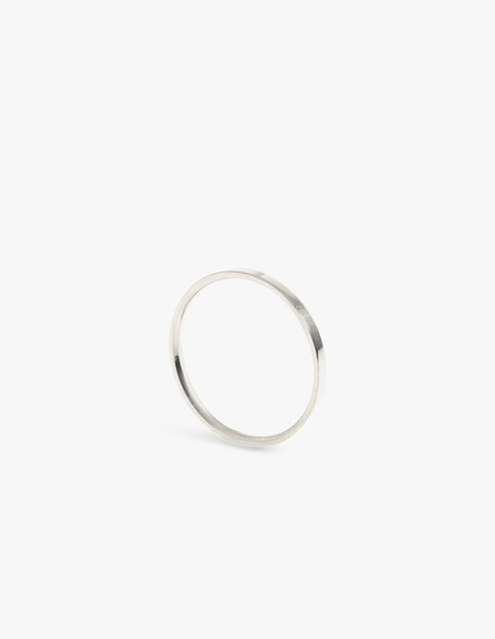The Boyscouts Facet S Ring - Silver