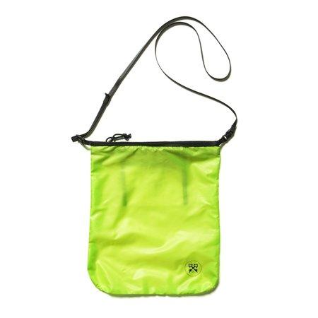 Uniform Experiment 2-Way Shoulder Bag - Yellow