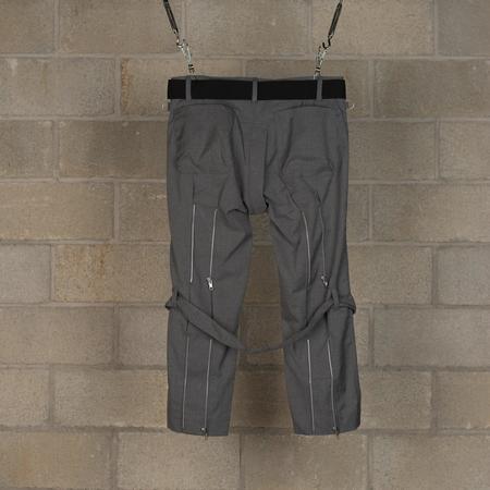 PEEL & LIFT Bondage Modern  Trousers - Grey
