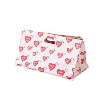 Human Made Heart Box Tote Bag