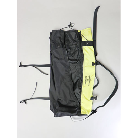 Mountain Research One Shoulder Bag - Black/Yellow