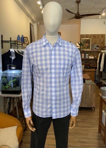Faherty Everyday Gingham Shirt
