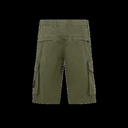 Stone Island Bermuda Shorts - Olive