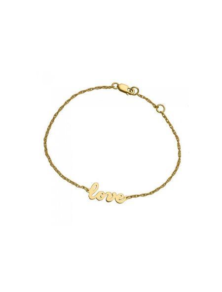 Jennifer Zeuner Addison Bracelet - Gold