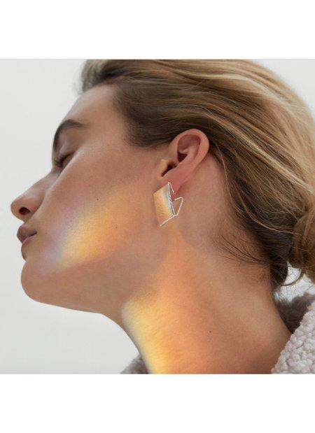 Jenny Bird All Love Earrings - Silver