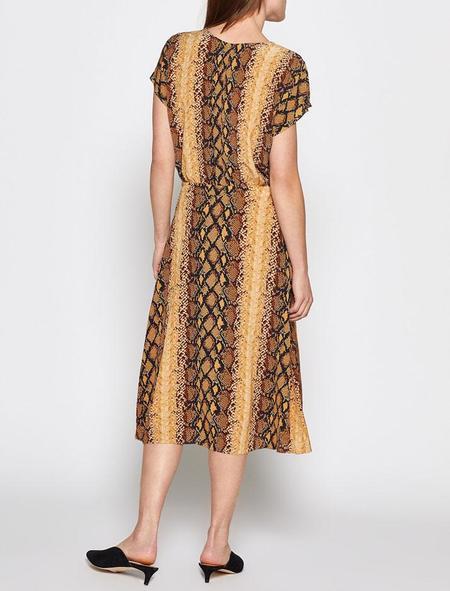 Joie Bethwyn C Dress - Fading Sun