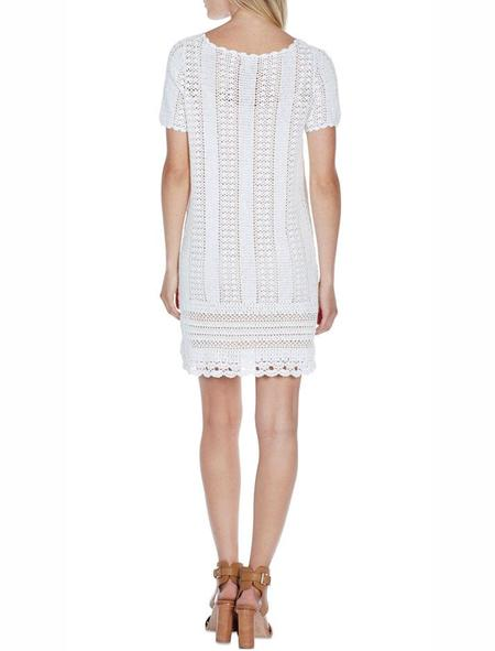 Joie Eavan Dress - White