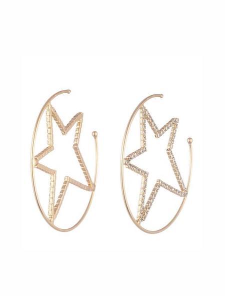 Dannijo Gabi Earrings - Gold