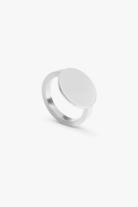 The Boyscouts Memento Round Ring Sterling Silver
