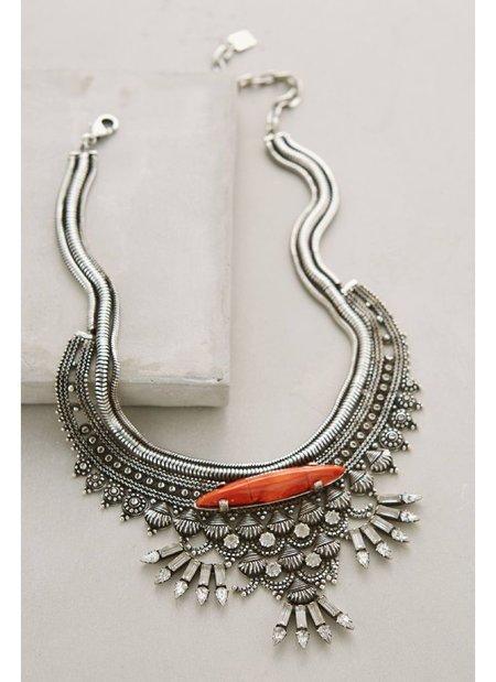 Dannijo Kofi Necklace - silver