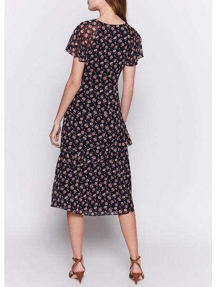 Joie Orita Silk Dress - Multi