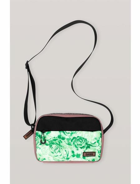 Ganni Tech Fabric Bag - Multicolor