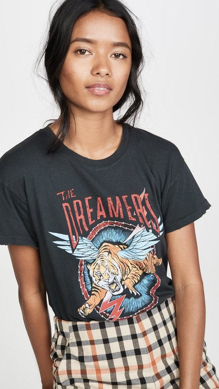Daydreamer The Dreamers Tour Tee - Vintage Black