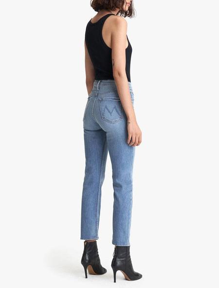 Mother Denim Tomcat Ankle Jeans - Let's Kick It
