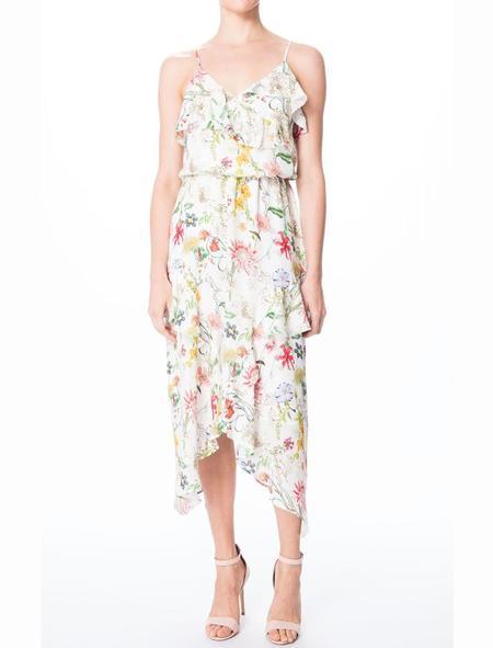 Parker NY Vanna Dress - Sangria