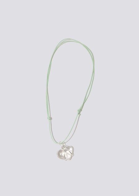 Odyssey Sweetheart Necklace - Mint