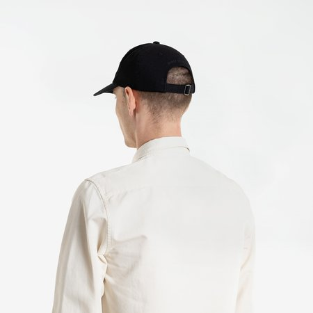Norse Projects Twill sports cap - black