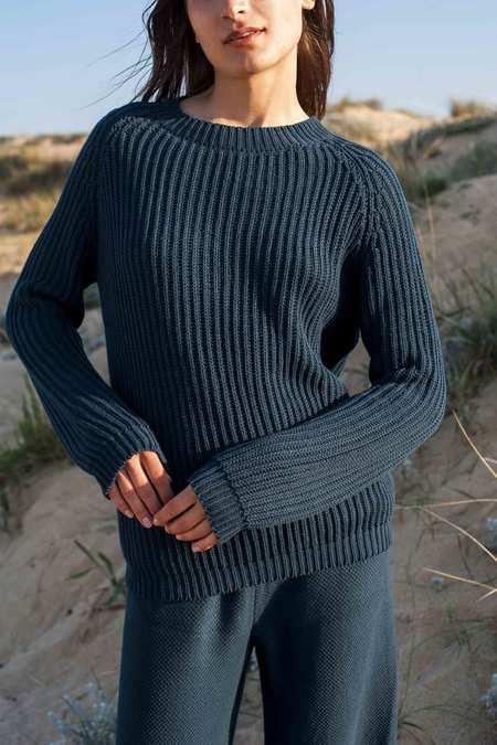 L'ENVERS Brigitte Cotton Sweater