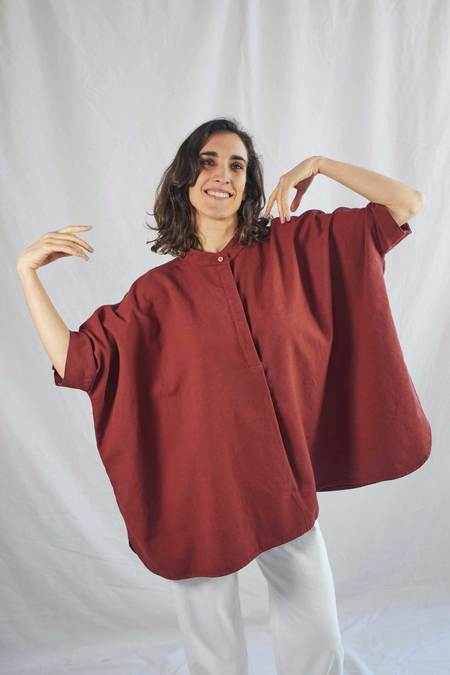 L'envers CLARA Blouse