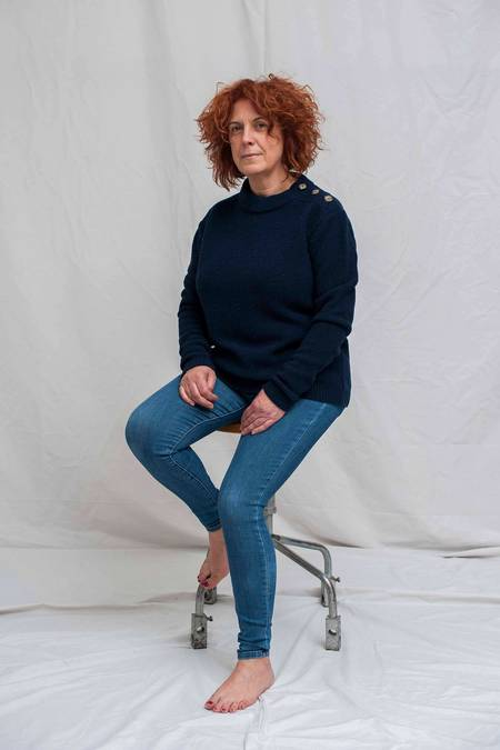 L'ENVERS Suzanne Wool Sweater