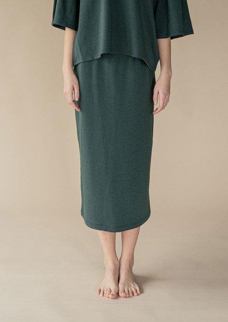 Vestige Story Discourse Skirt - Hunter Green