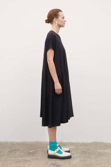 Kowtow Gather Dress - Black