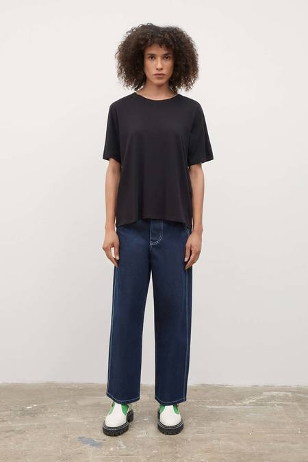 Kowtow Relaxed Tee - Black