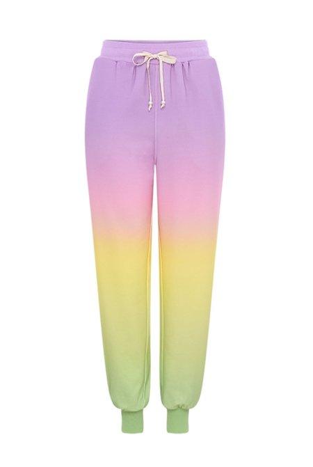 Olivia Rubin Tilda Pastel Ombre Joggers - rainbow ombre