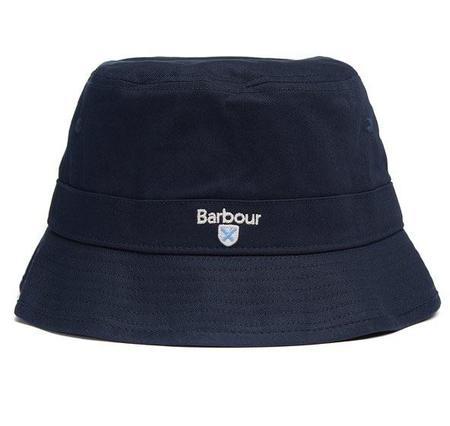 BARBOUR CASCADE BUCKET HAT - Navy