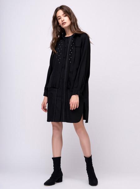 Series Noir Leandra Dress - Black
