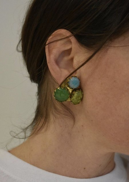 Rachel Comey Tris Earrings