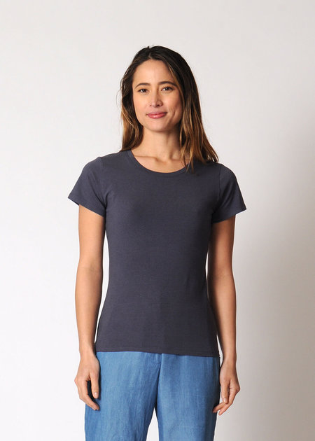 Conifer Organic T-shirt - Dark Grey