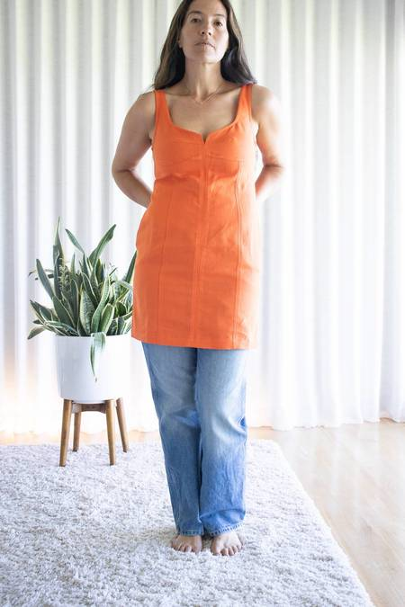 Mara Hoffman Anita Dress - Orange