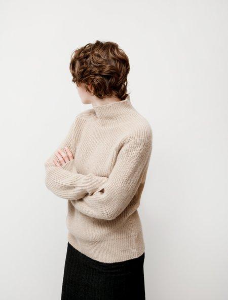 Norse Projects Victoria Alpaca sweater - Utility Khaki