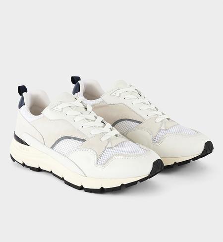 Officine Générale Davie Sneaker - White