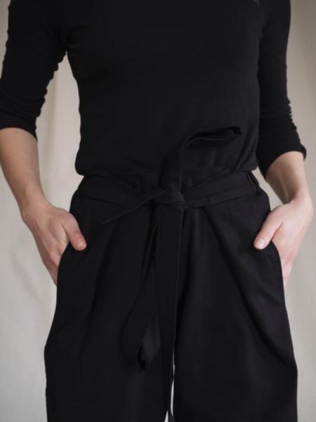 Unisex Aure Atelier Trousers - Black