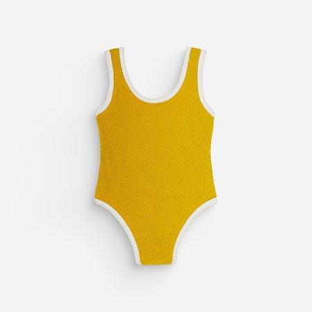 kids We Are Kids Gigi Maillot swimwear - Happy Curry