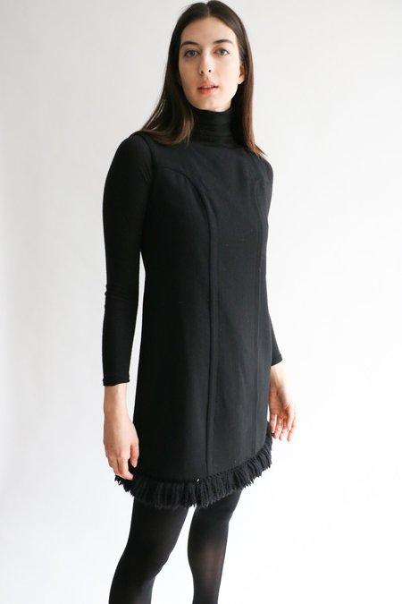 [Pre-loved] Marni Fringe Shift Dress